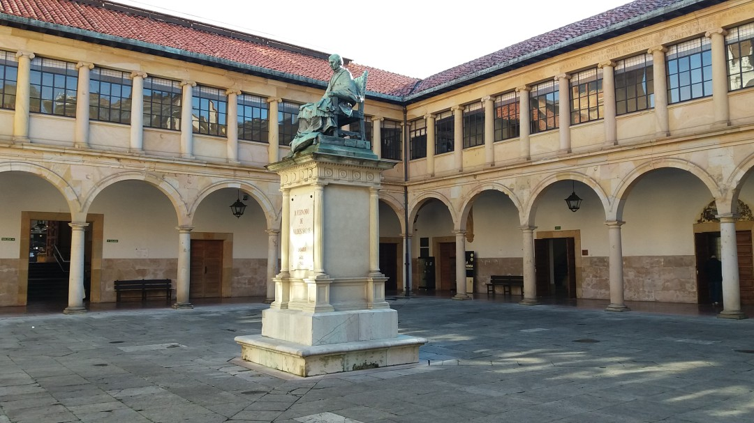 Older building from University of Oviedo
