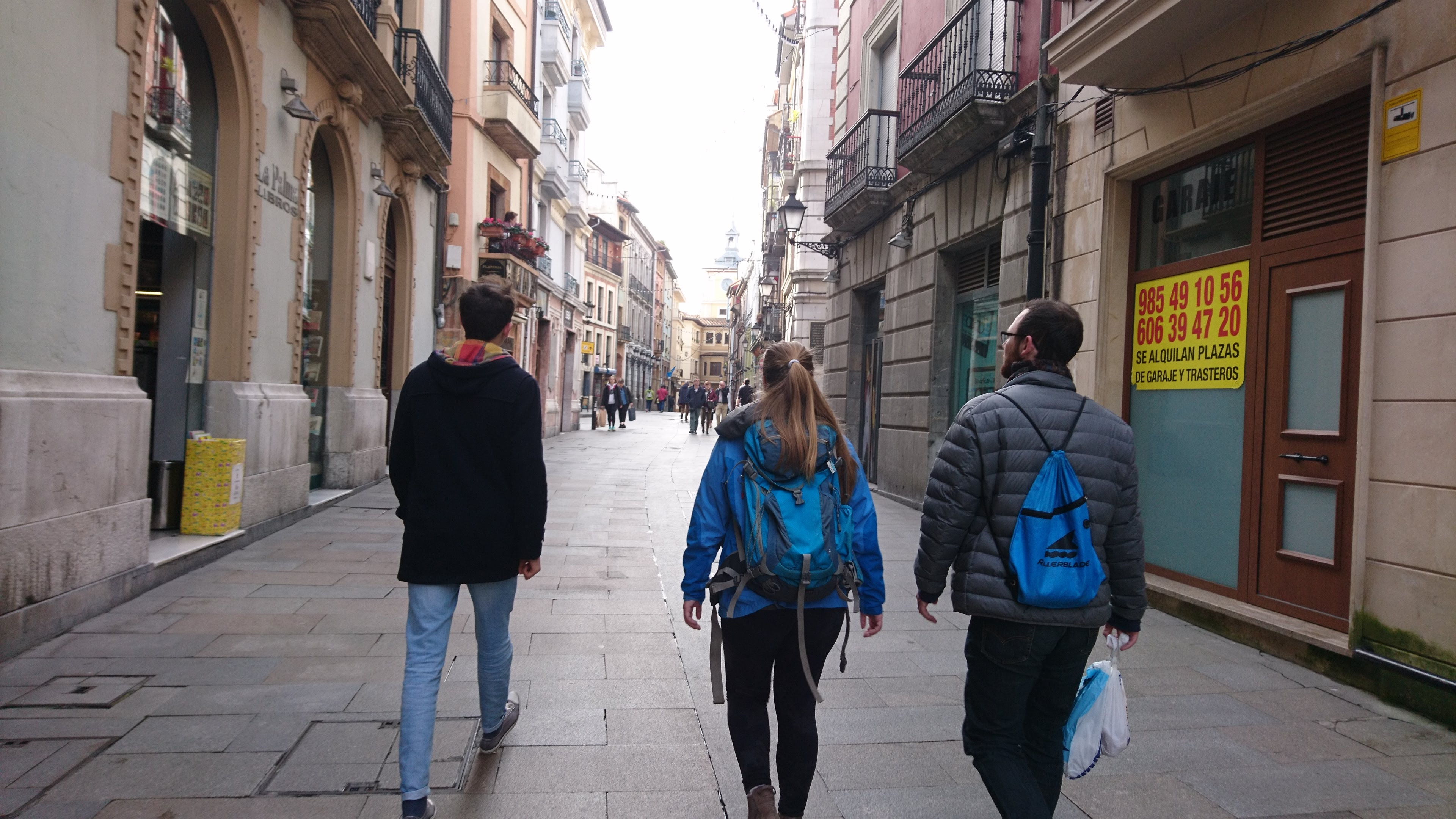 Students in Oviedo